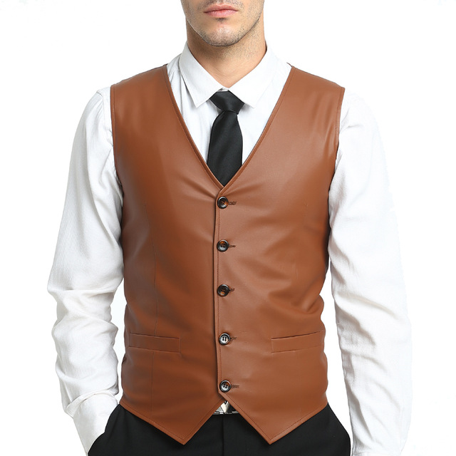 8 Amazing Gifts for Your Team This Holiday Season leather vest