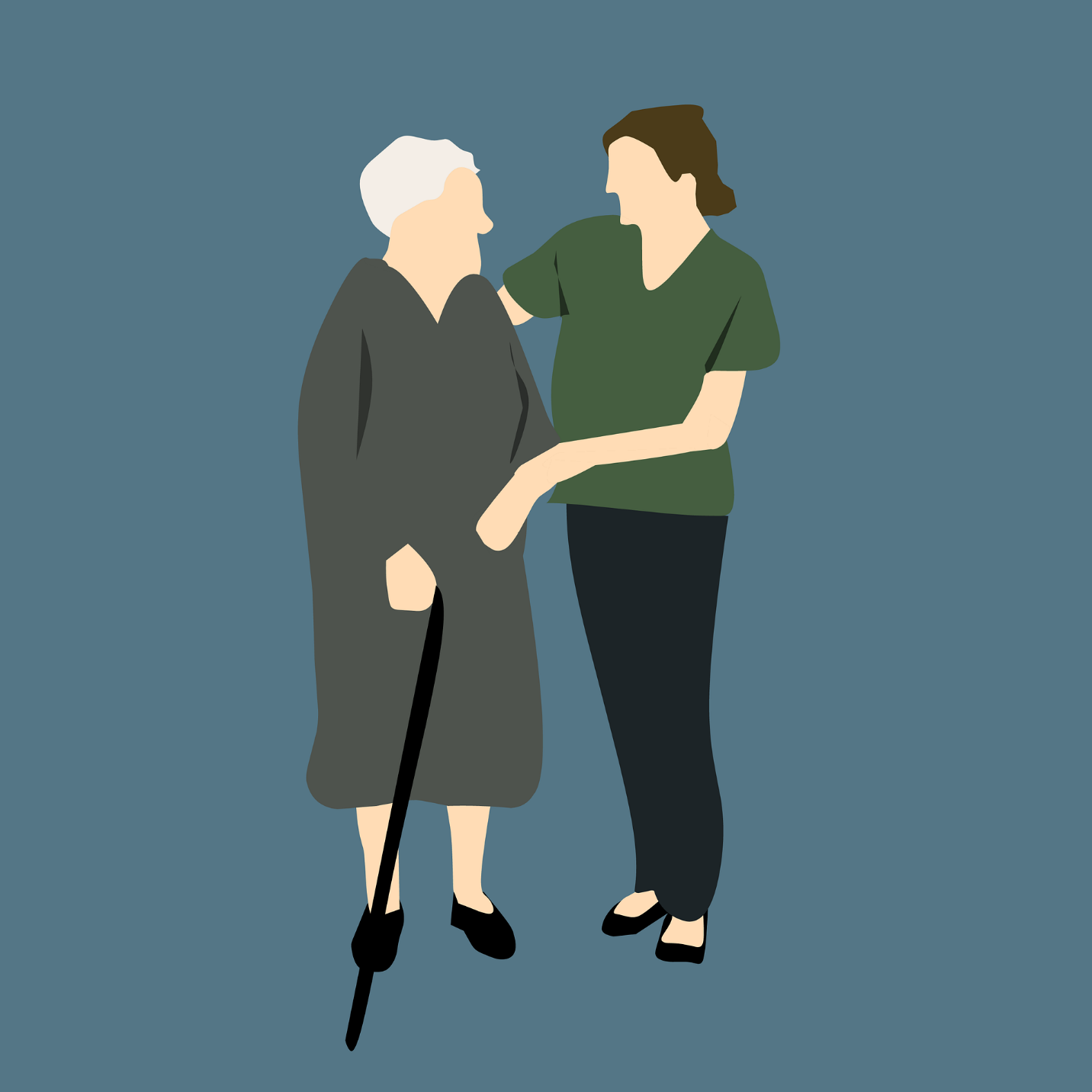 Providing Senior Care From Afar