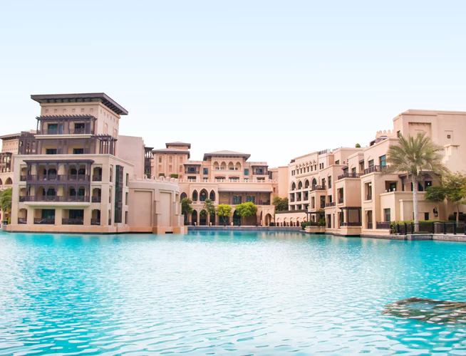 Tips to Stay Safe and Secured When You're in a Hotel Abroad poolside