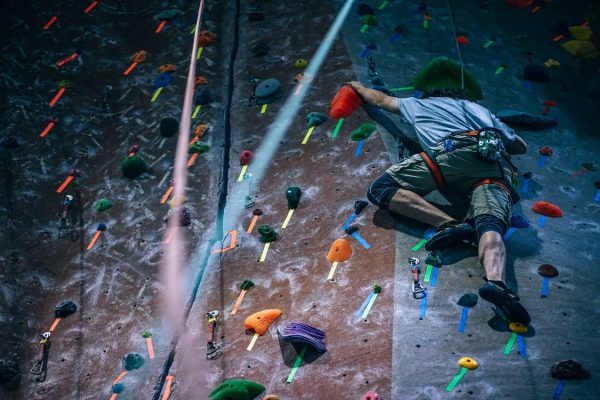 Can Indoor Rock Climbing Build Muscle? Why Indoor Rock Climbing Is the New Trend for Fitness