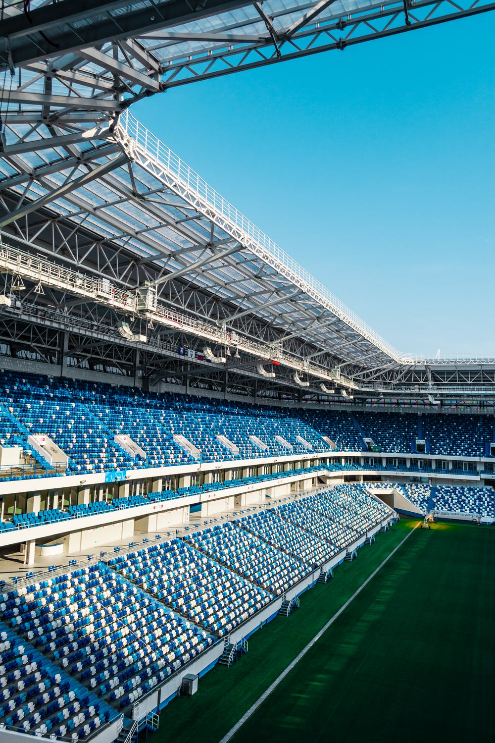 Fiberglass Conduit Systems: 5 Reasons Why It's the Best Choice for Stadiums