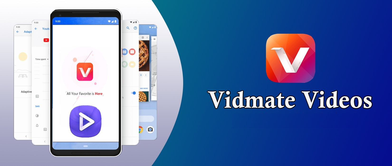 Download the Vidmate Downloader for Smooth Video Downloading Experience
