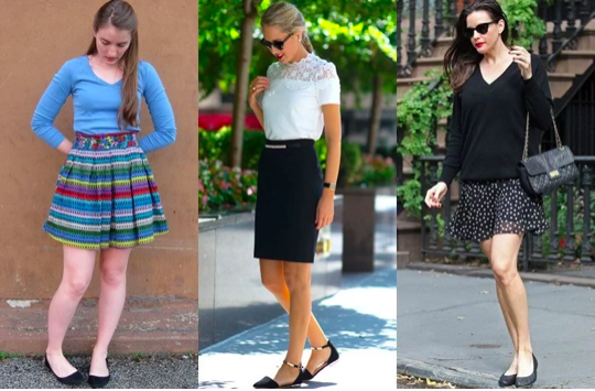 7 Interesting Facts About Wearing Flats