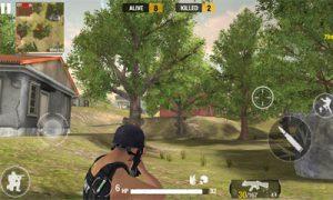 Bullet Strike