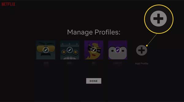 Add Profile