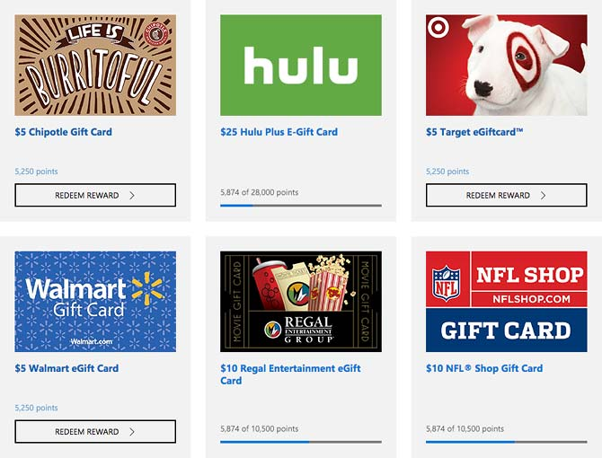 Hulu Plus With Microsoft Rewards