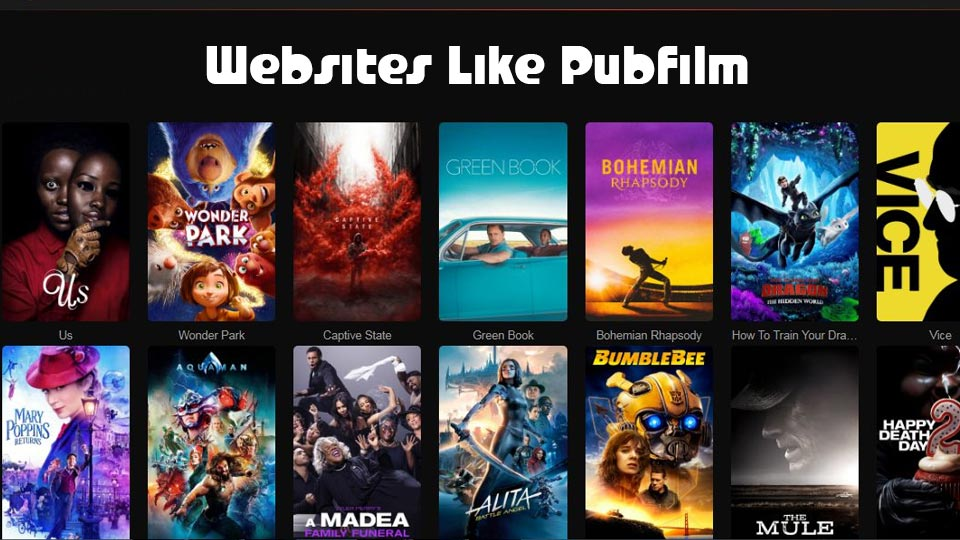 Websites Like Pubfilm