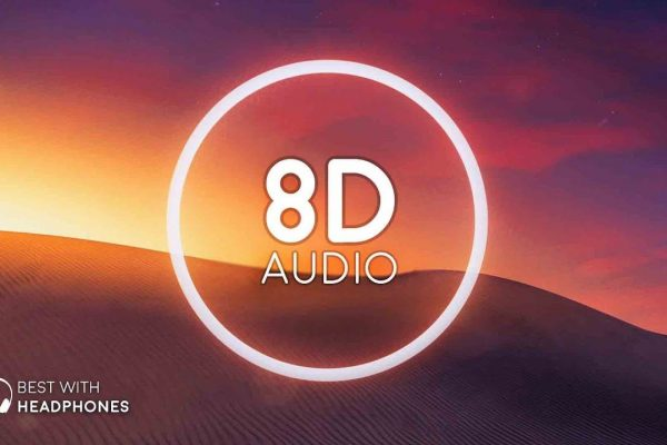 what is 8d audio