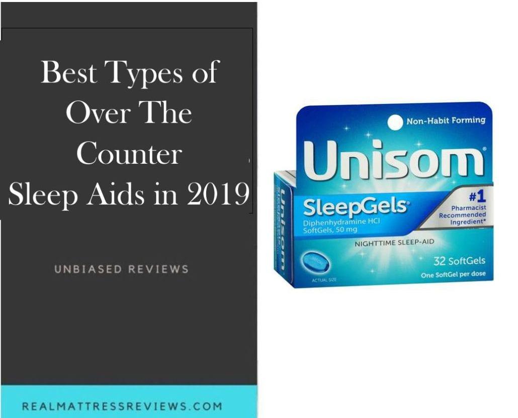 over the counter sleep aid