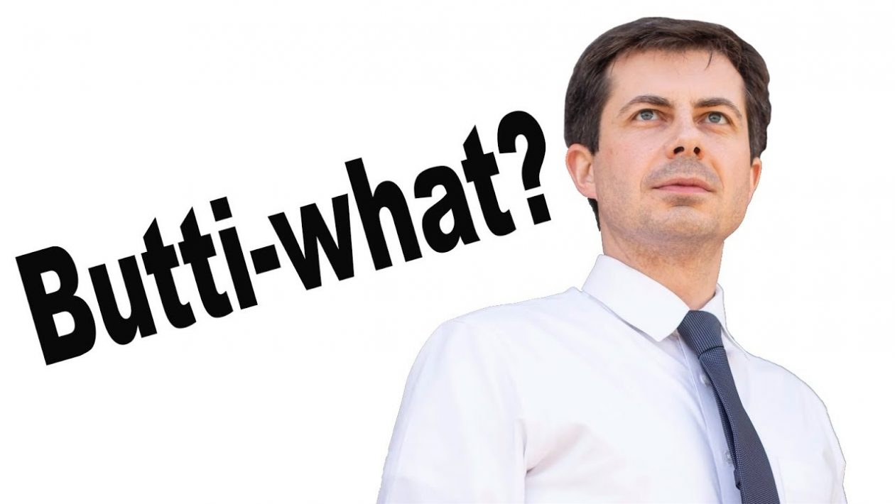 how to pronounce buttigieg