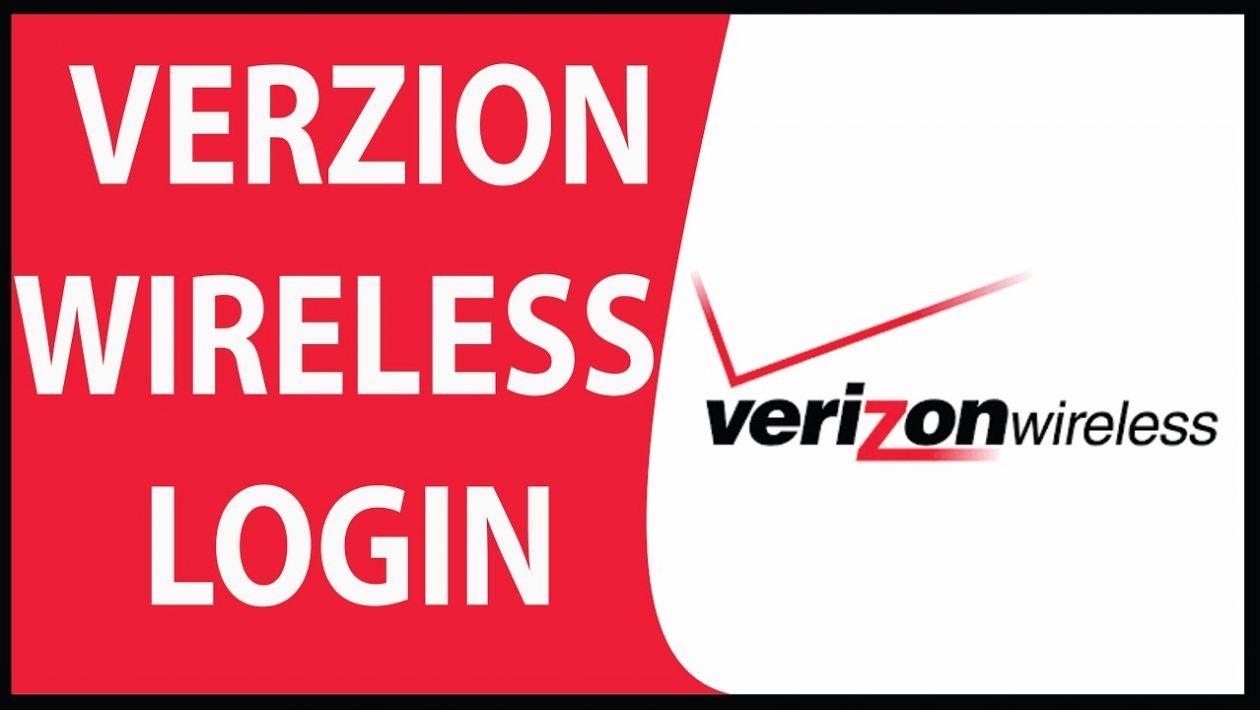 verizon wireless log in