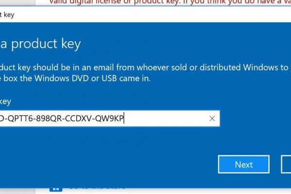 windows 10 product key generator