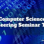 Seminars topics for computer science