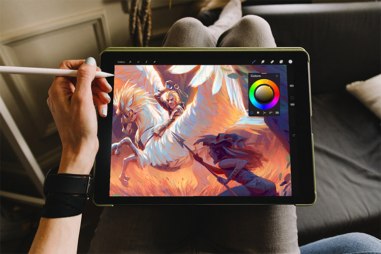 The best drawing tablet design by Microsoft